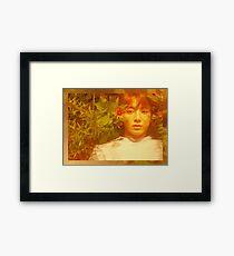Jungkook Framed Print