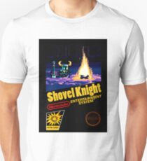 Shovel Knight NES edition T-Shirt