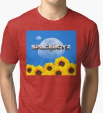 CHUMP - SPACEBOYZ Tri-blend T-Shirt