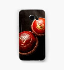 Cricket Balls Samsung Galaxy Case/Skin