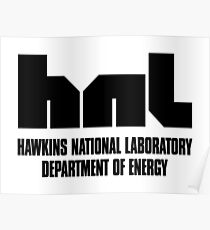 HNL - Hawkins National Laboratory Poster