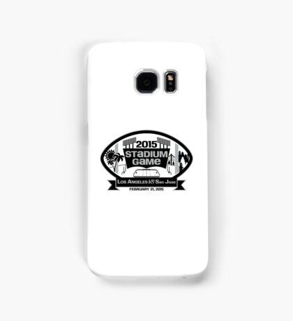2015 LA Stadium Game - Black Text Samsung Galaxy Case/Skin