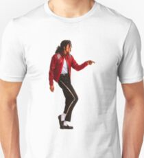 Michael jackson is the new t-shirt Unisex T-Shirt