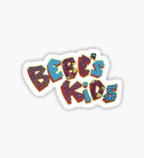 Bebe_s Kids-01 Sticker