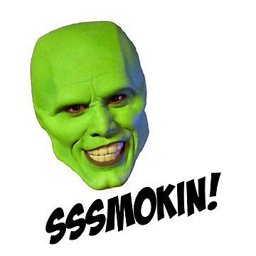 THE MASK : SMOKIN ! by Kouest