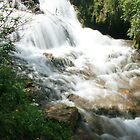 Lower Roughlock Falls ll by Julie's Camera Creations <><