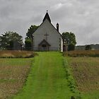 The Chapel In The Field, Idsworth by lezvee