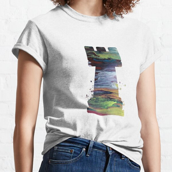 Chess - Rook Classic T-Shirt