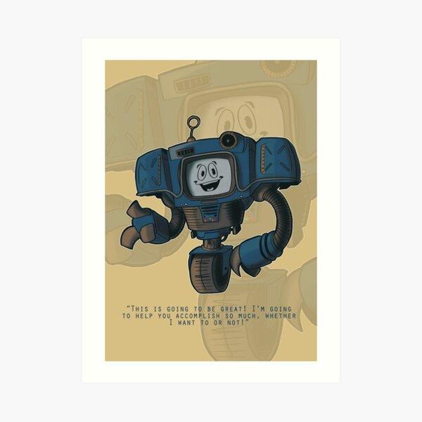 Yes Man - Fallout: New Vegas Art Print