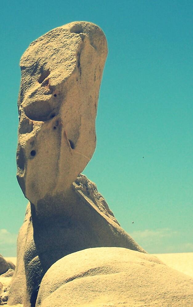 Alien Rock by corilynlong