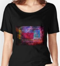 Stardust Periodic Table Women's Relaxed Fit T-Shirt