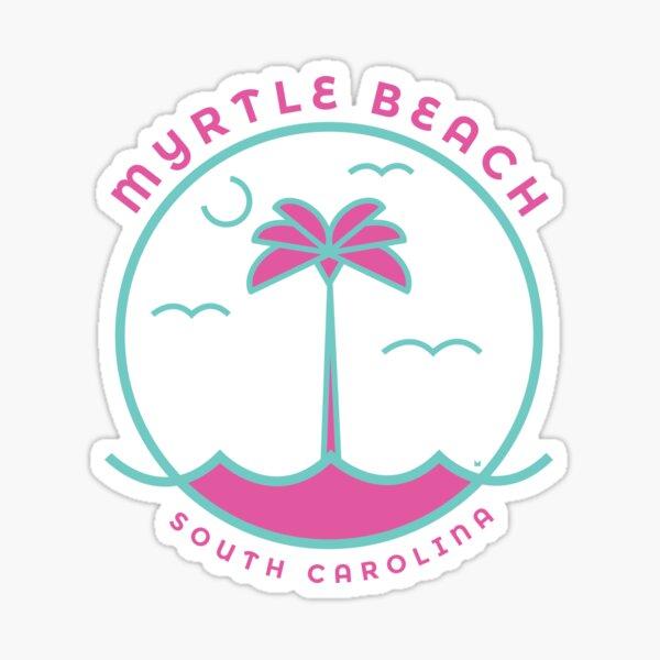 MYRTLE BEACH Sticker