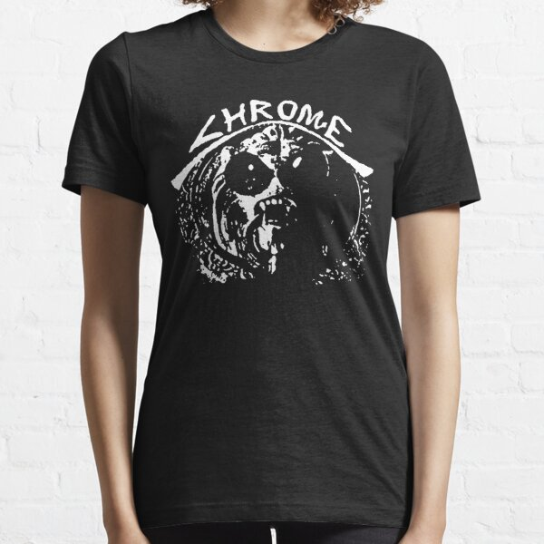 Chrome 3rd From The Sun Electronic Industrial Post-Punk Essential T-Shirt
