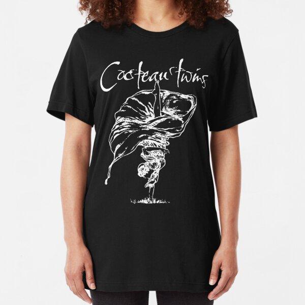 Cocteau Twins - Lullabies Slim Fit T-Shirt