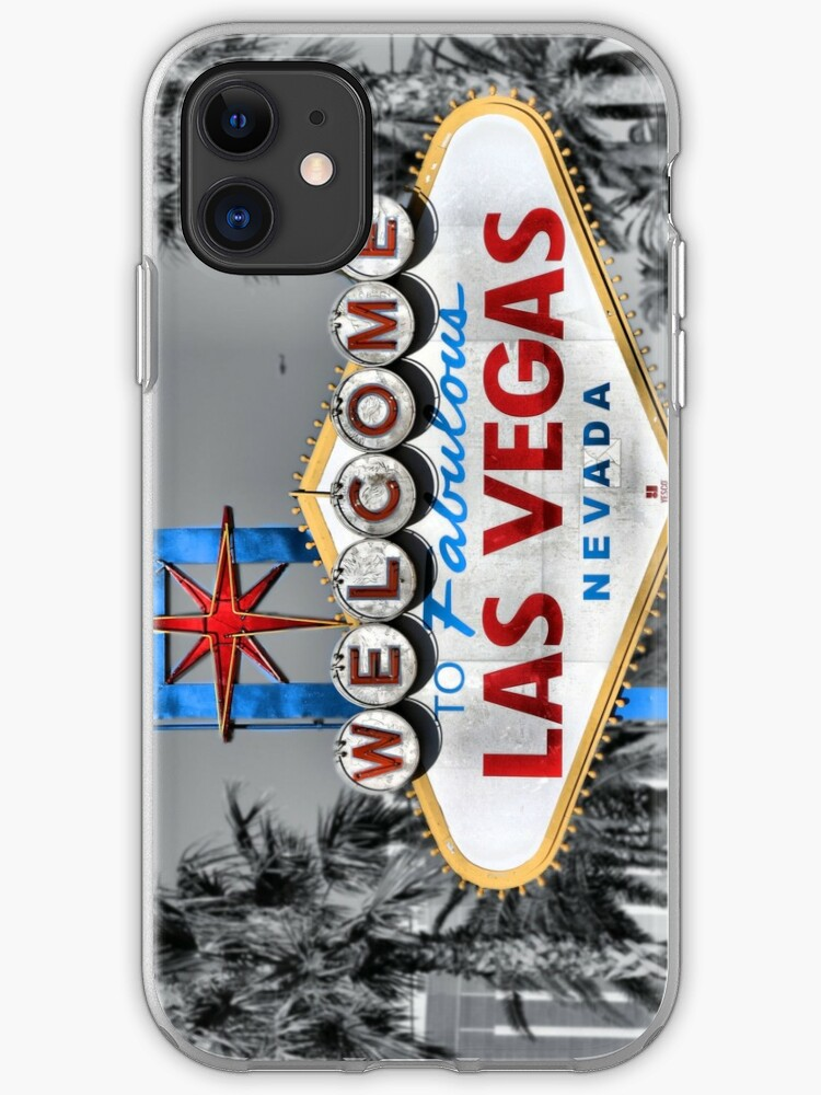 Welcome To Fabulous Las Vegas Iphone Case Cover By Juliemaxwell Redbubble