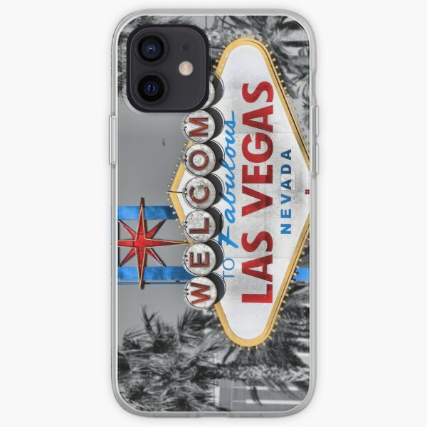 Welcome to Fabulous Las Vegas iPhone Soft Case