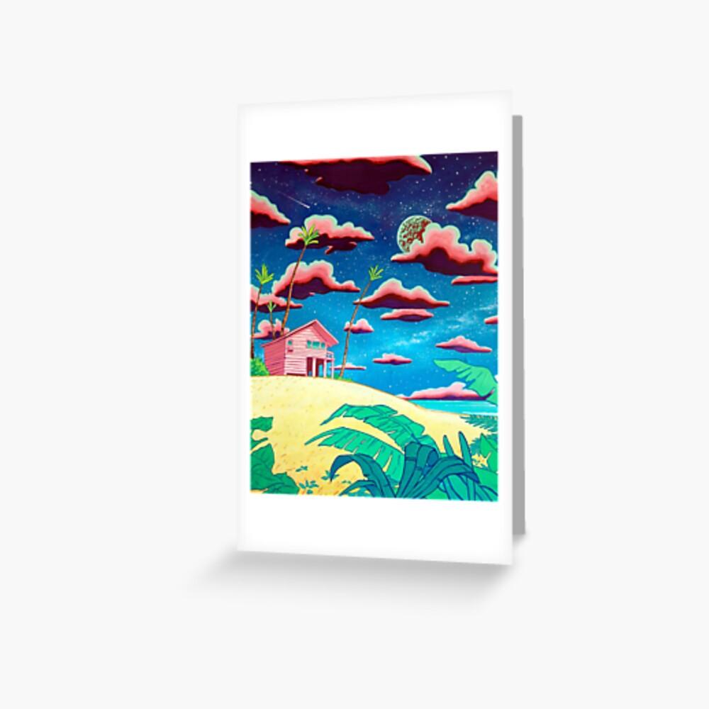 bungalow Greeting Card