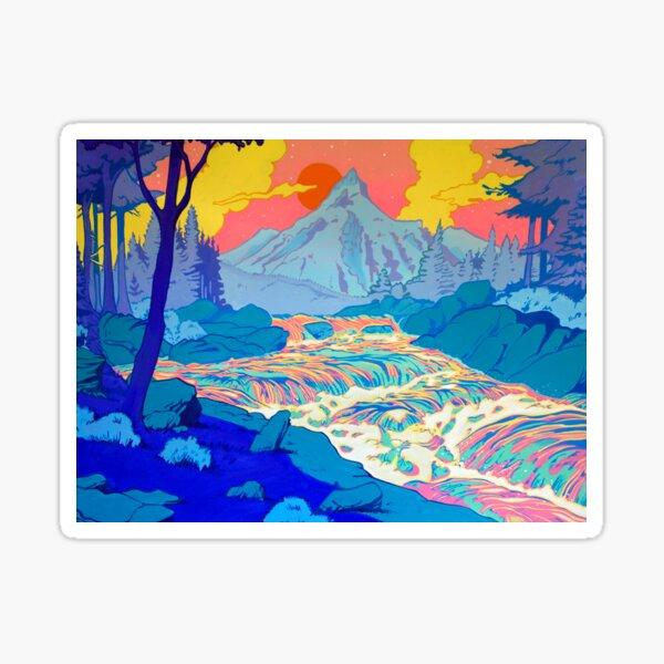 River Sticker