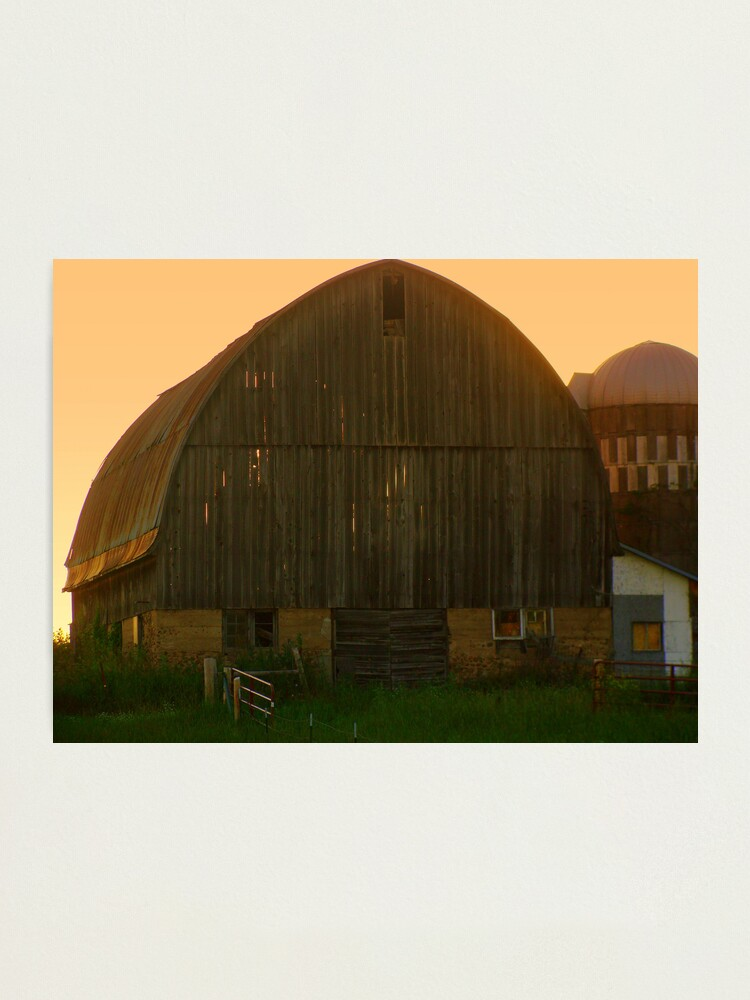 Alternate view of The Soul's Dark Cottage Photographic Print