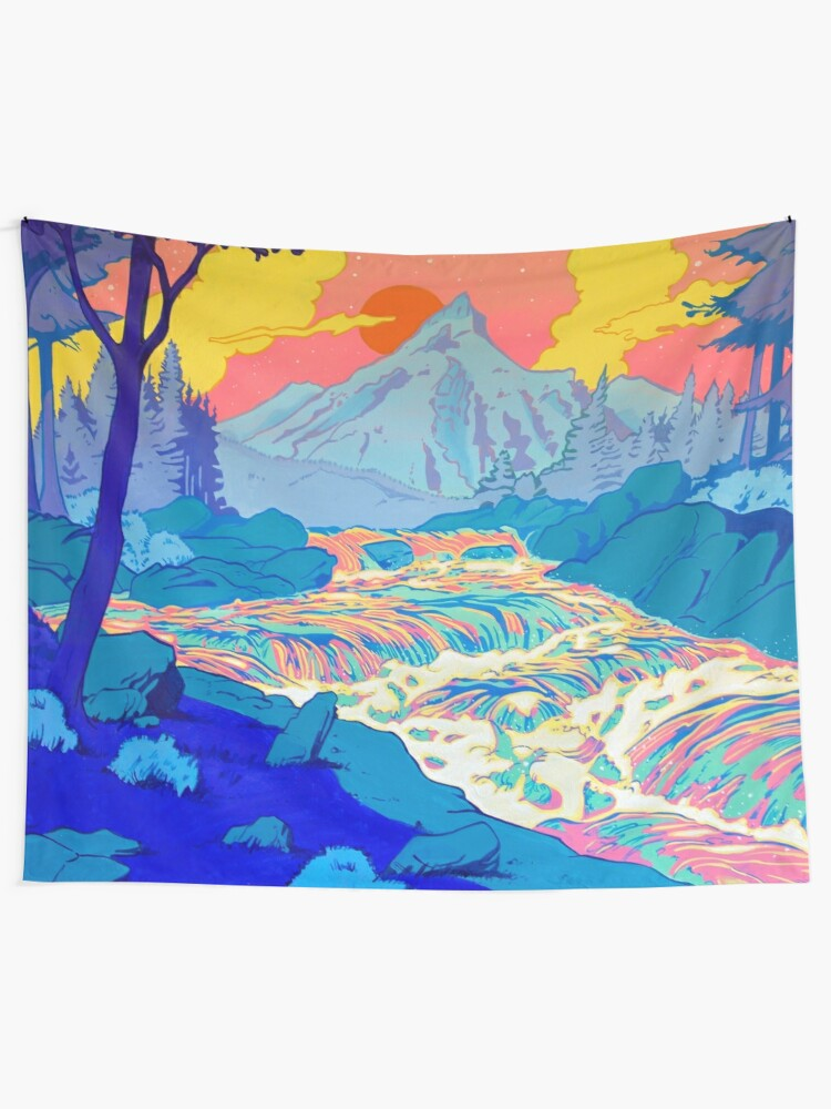 Alternate view of River Tapestry