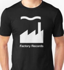 Factory Records label Unisex T-Shirt