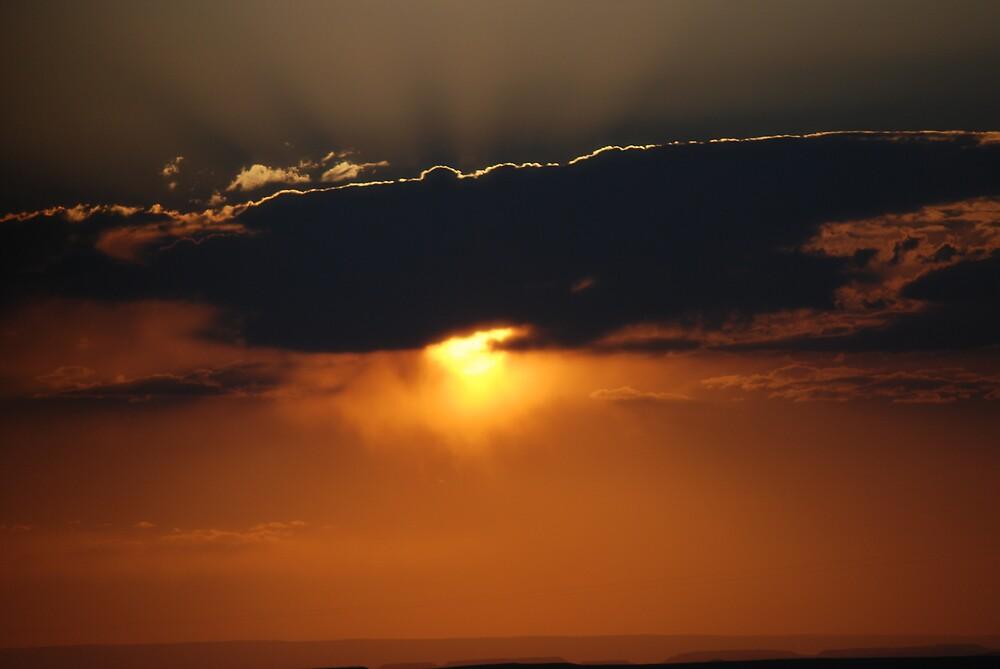 Reservation Sunset by ShovelleS