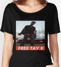 FREE TAY K Women's Relaxed Fit T-Shirt