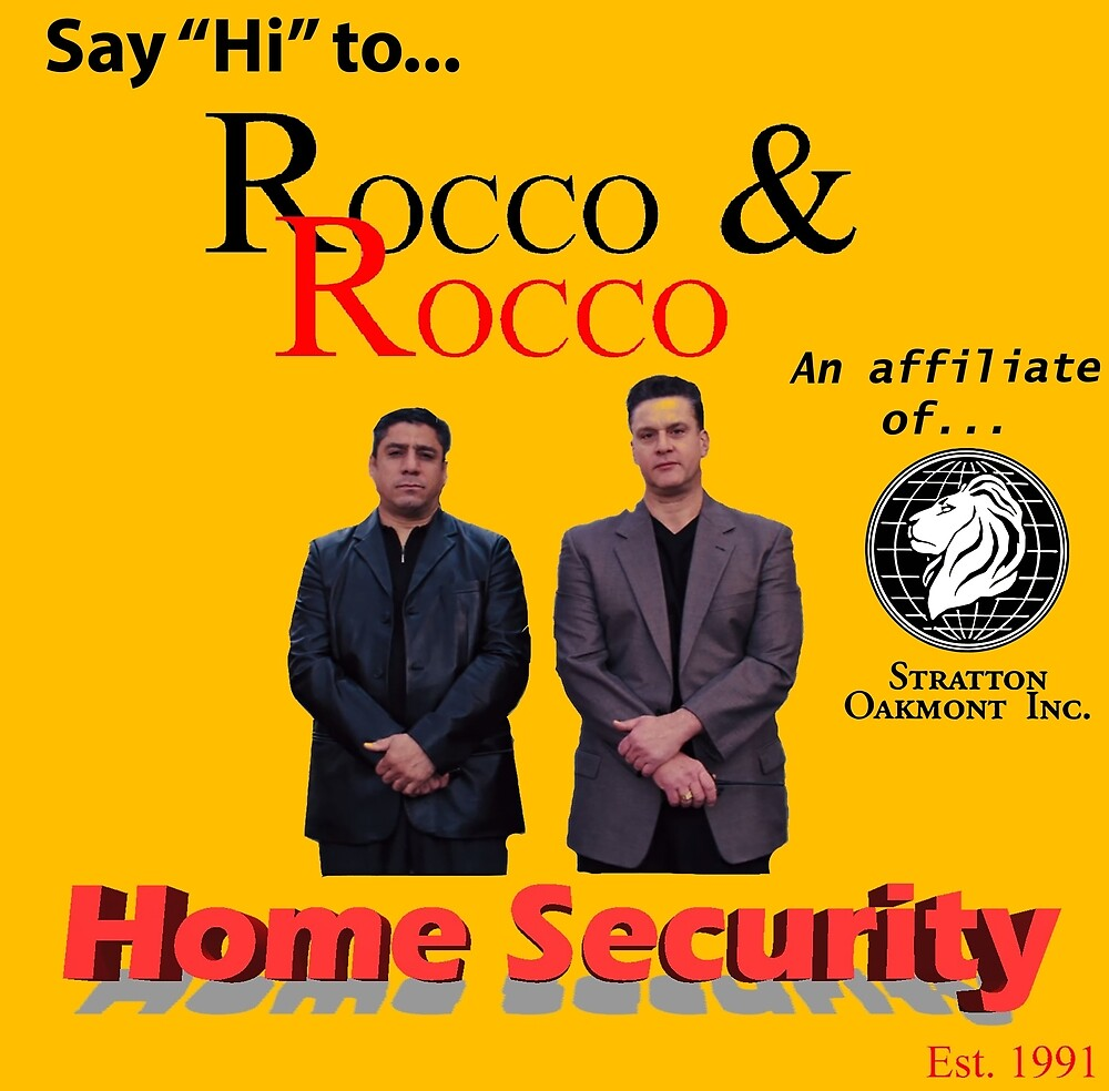 Rocco and Rocco Home Security by Bryce Smith