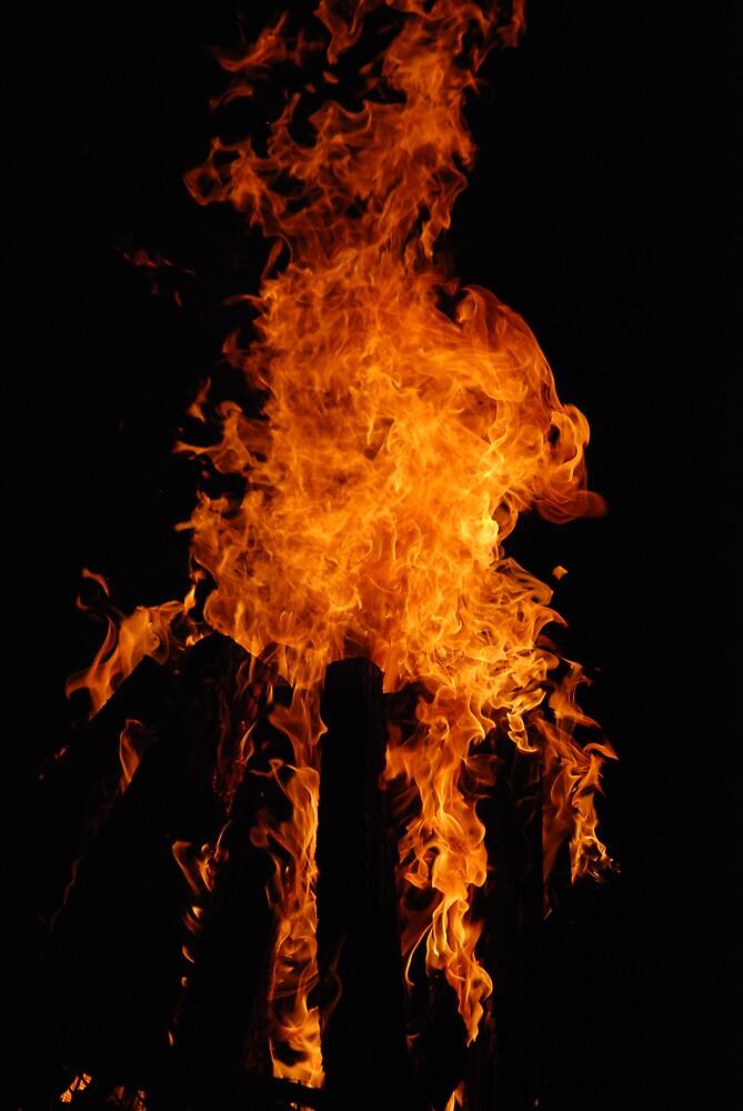 Fire's Hand by ShovelleS