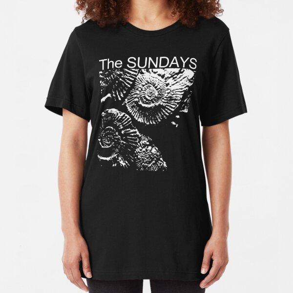The Sundays dream pop band Slim Fit T-Shirt