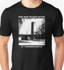 Throbbing Gristle Death Factory Unisex T-Shirt