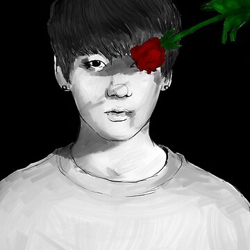 jungkook - rose by stigmvs