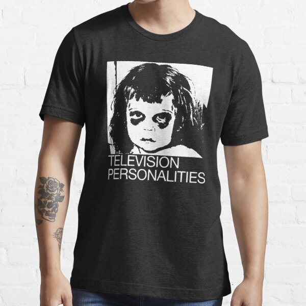 Television Personalities post-punk band Essential T-Shirt