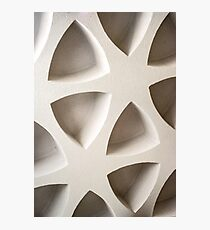 Xavier University | McDonald Library Ceiling Photographic Print