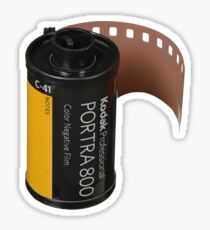 Film Roll Sticker