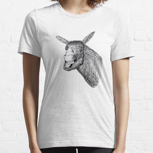 Chunky Donkey Essential T-Shirt