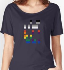 Coldplay Baudot Code Women's Relaxed Fit T-Shirt