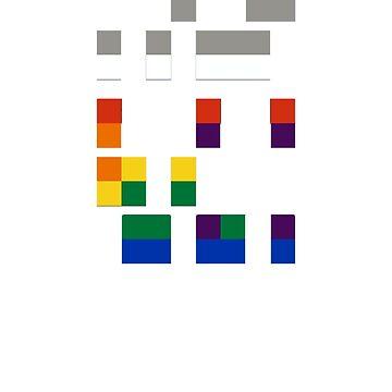 Coldplay Baudot Code by snoozeman87