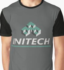 Office Space - Initech Graphic T-Shirt