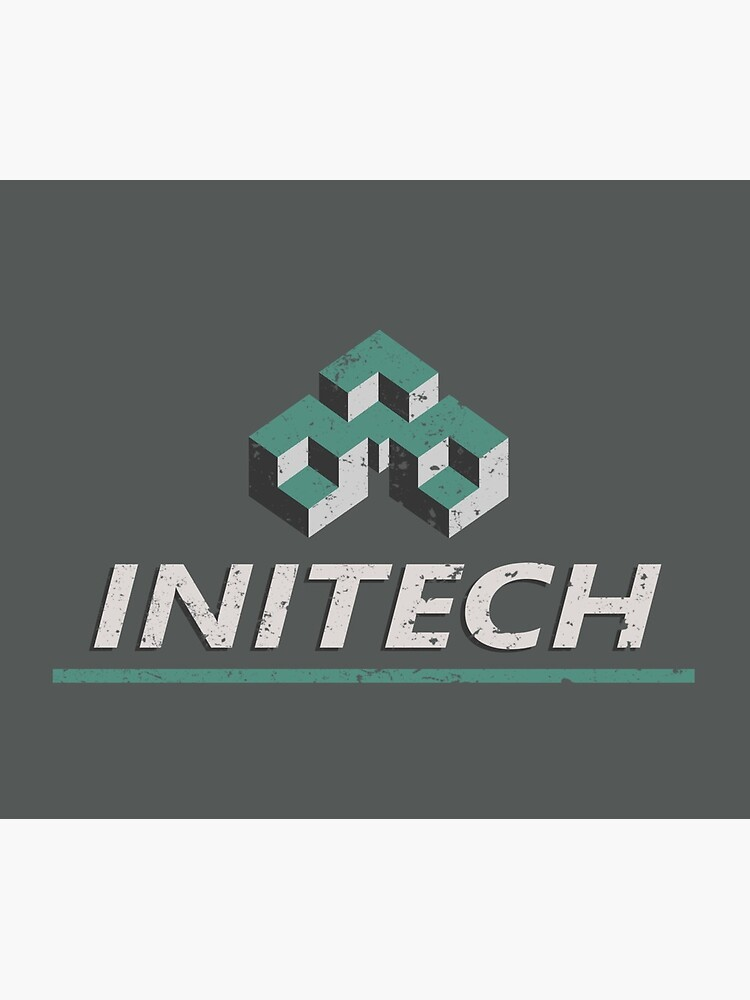 Office Space - Initech by UnconArt
