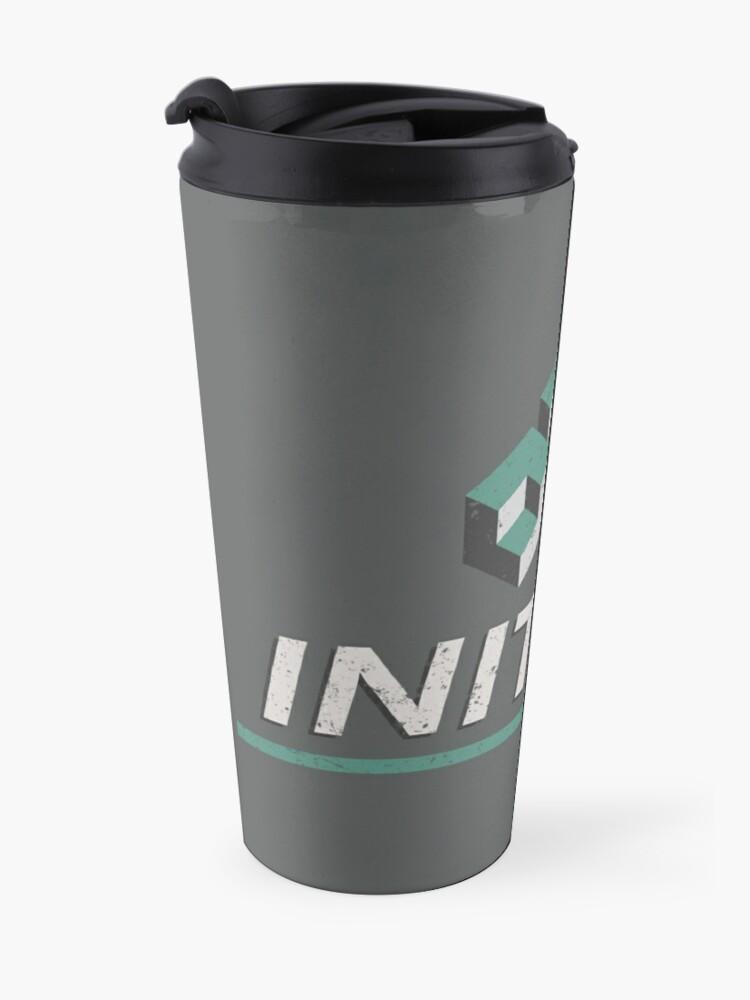 Alternate view of Office Space - Initech Travel Mug