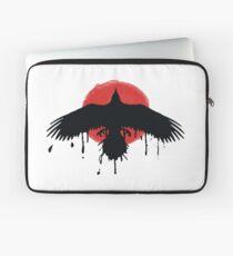 Chloe Price Black/Red Raven - Life Is Strange Before The Storm Laptop Sleeve