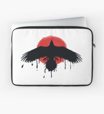 Chloe Price Black/Red Raven - Life Is Strange Before The Storm Laptop Sleeve