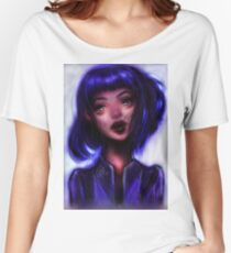 Ghost shell  Women's Relaxed Fit T-Shirt