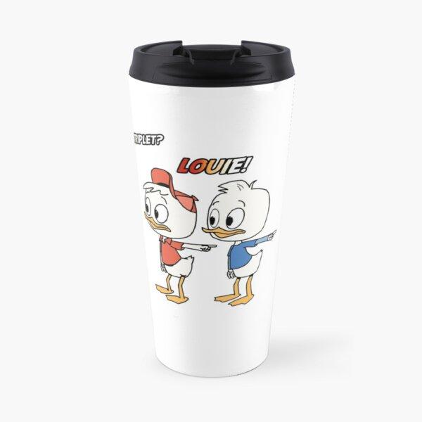 Ducktales (2017) - Evil Triplet Design Travel Mug