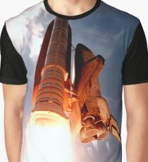 STS-78 LAUNCH Graphic T-Shirt