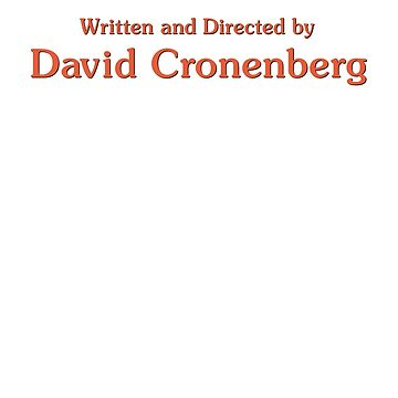 Videodrome | Directed by David Cronenberg by directees