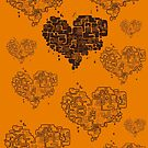 Heart maze by coldmonster