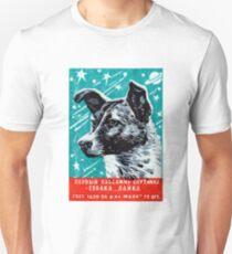 1957 Laika the Space Dog Unisex T-Shirt