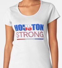 Texas Strong - Hurricane Harvey Survivor Relief Effort T-shirt Women's Premium T-Shirt